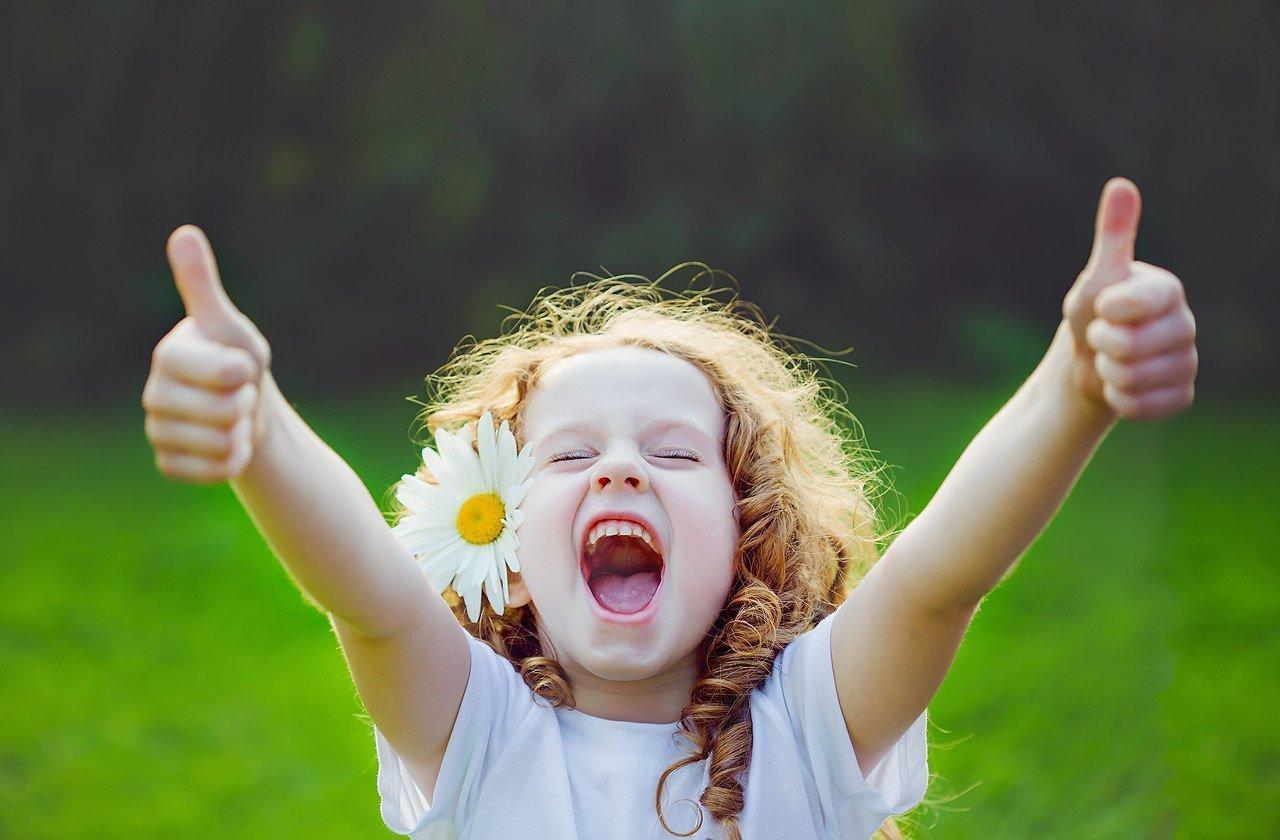 Фото картинка счастливых детей