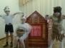 Показ воспитанниками  сказки «Гуси – лебеди»