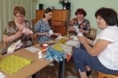Изготовление обрядовых кукол