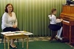 Выступление детей музыкальной школы