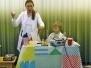 Весёлые опыты для детей