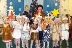 Посевалки на Старый новый год (Рождественские бубенцы)