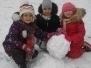 Последний день зимы, зимние забавы